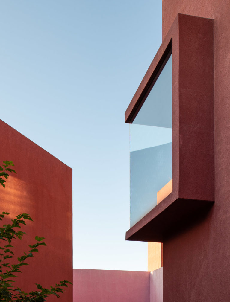 Architectural photography in Santa Fe, New Mexico